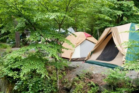 キャンプとアウトドア用品